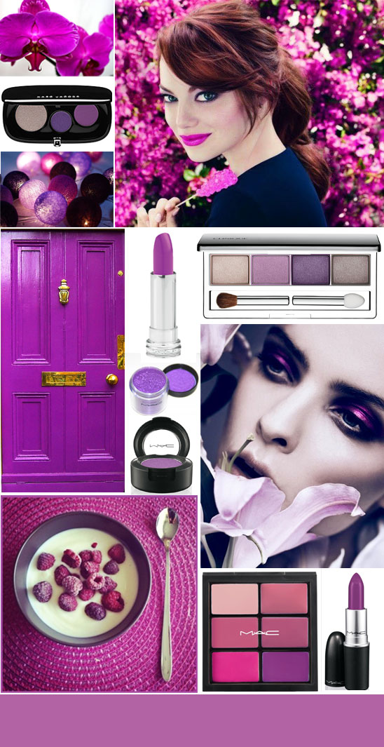 Moodboard-radiant-orchid